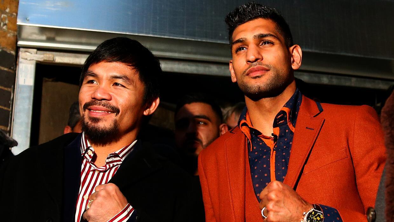 Pacquiao y Khan para 2016.