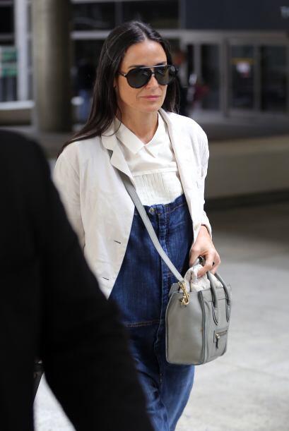 Demi Moore: Su propiedad se ubica en el edificio de San Remo y tiene un...