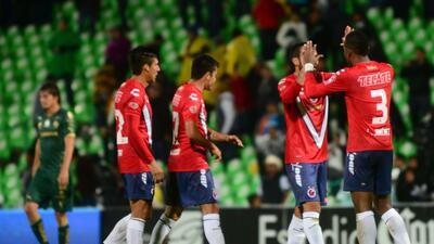 Santos vs. Veracruz