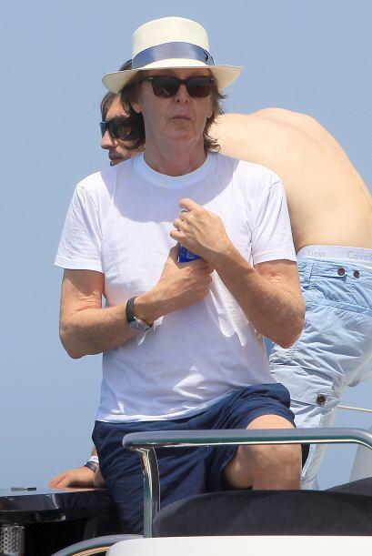 Así  se recupera Paul McCartney de los problemas de salud que lo obligar...