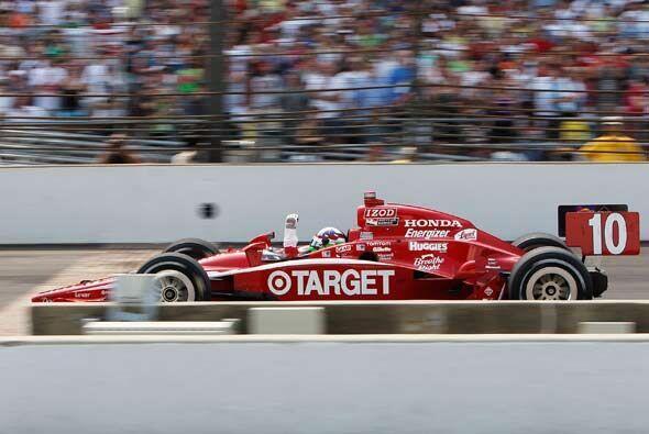 Para Franchitti esta fue su segunda victoria en la Indy 500, tras su tri...