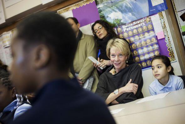 La Canciller fue criticada por no tener experiencia en el área de educac...