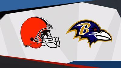 Ravens y Browns cierran la semana 12 de la NFL sin muchas razones para p...