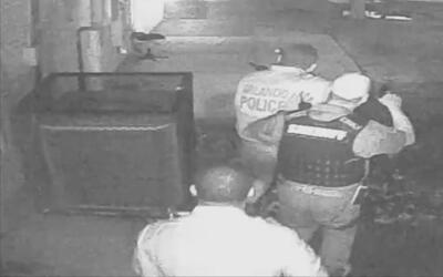 Video nunca antes visto de las afueras de la discoteca Pulse la noche de...