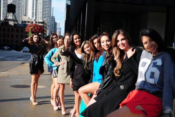 En el primer show de Nuestra Belleza Latina 2015 vimos una probadita de...
