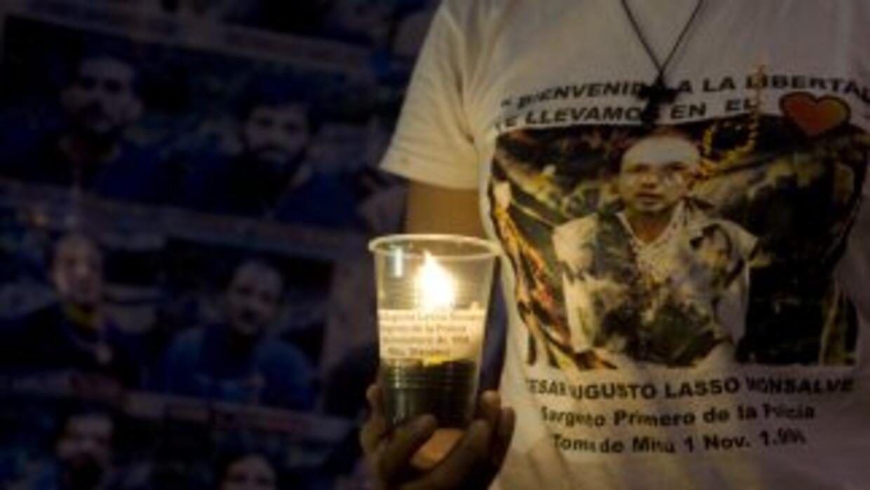 El gobierno de Colombia informó que todo está listo para que la guerrill...