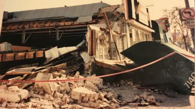 """""""Era un escenario apocalíptico"""" recuerda sobreviviente del terremoto de Northridge"""