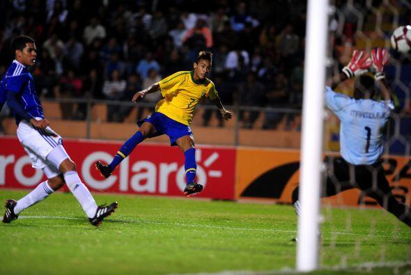¡Golazo de Neymar!, el último de Brasil y el partido, el que selló el tr...
