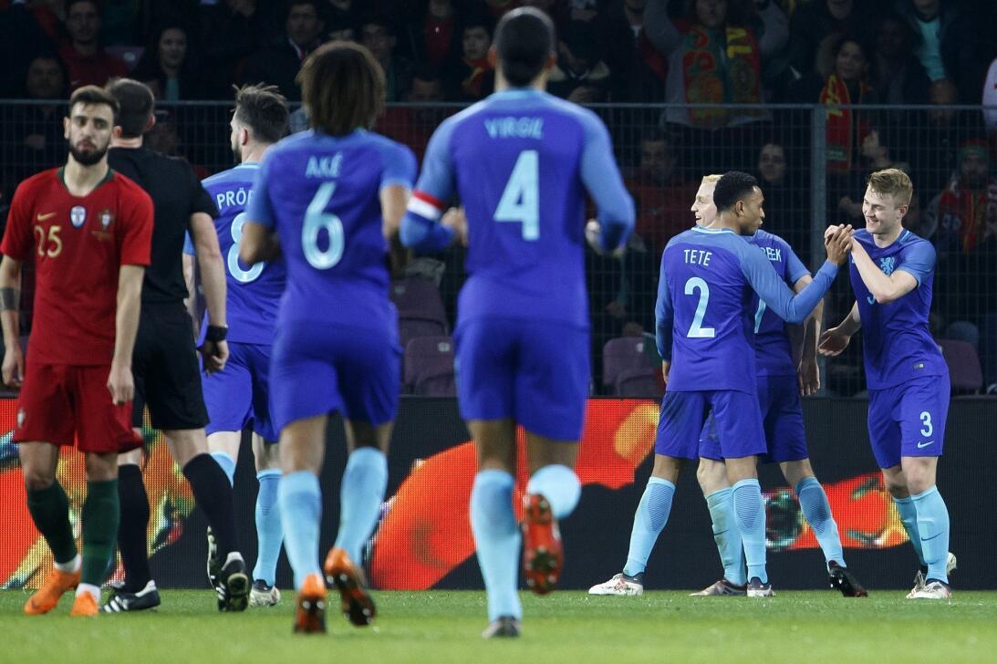 En fotos: Holanda sorprende y golea a la Portugal de Cristiano 636576969...