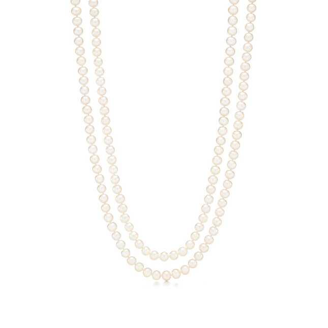 Lujo atemporal, el mejor autorregalo  ziegfeld-collectioncollar-de-perla...