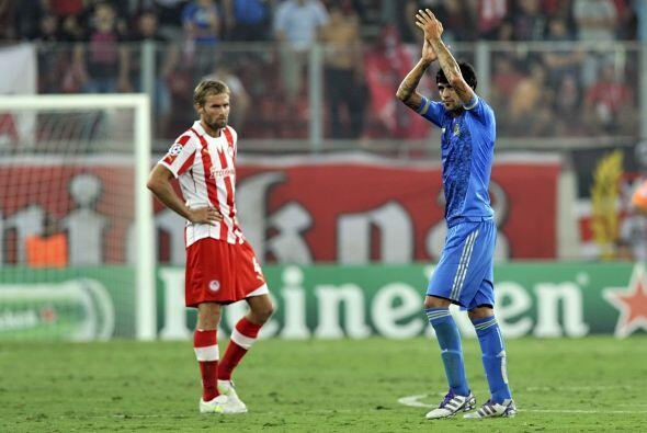 El único tanto lo anotó el argentino 'Lucho' González.