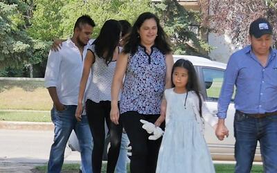 La lucha de una familia guatemalteca contra la deportación en Canadá