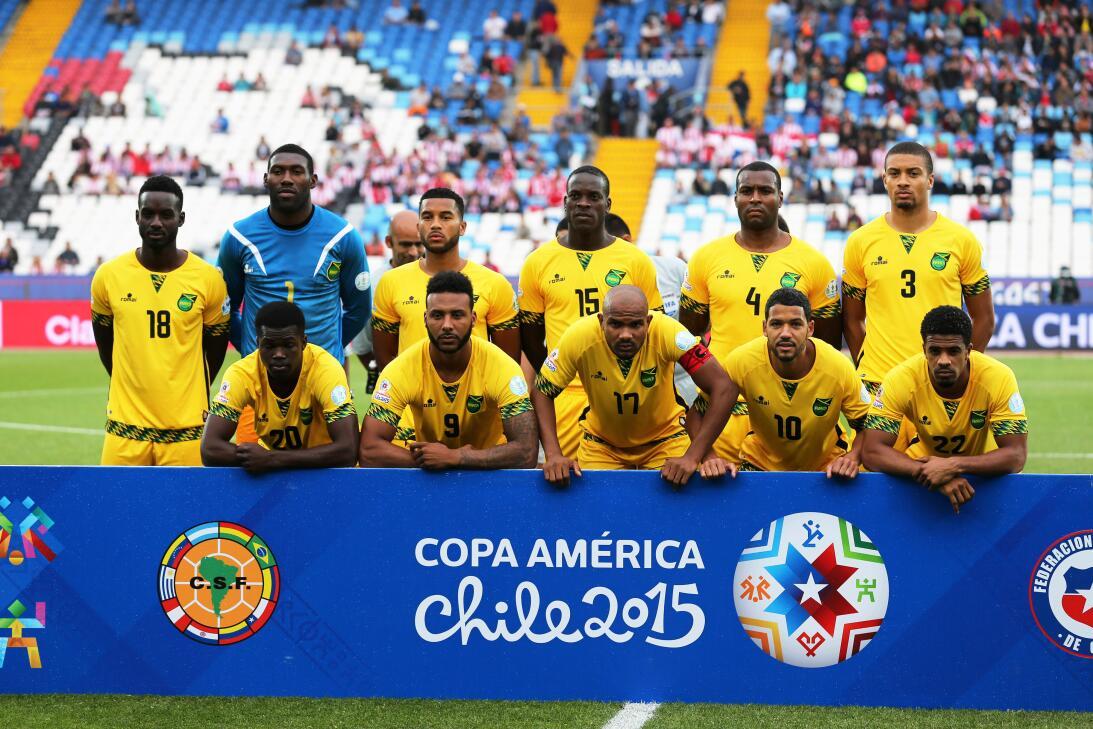 México, el invitado más competitivo en las Copa América desde 1993 20150...