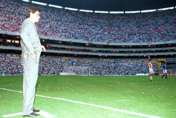 Temporada 1994-95  Esta casualidad donde Cruz Azul se lleva los reflecto...