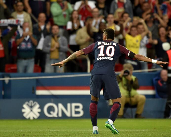 Con un doblete de Neymar, el PSG apabulló al Toulouse 636388623715344955...