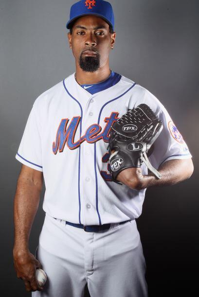 RP. Manny Acosta. Mets de Nueva York.El panameño tuvo participación en...