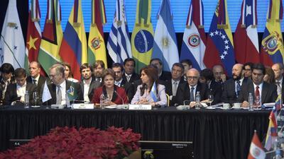 Presidentes de Latinoamérica aplauden el anuncio de EEUU y Cuba