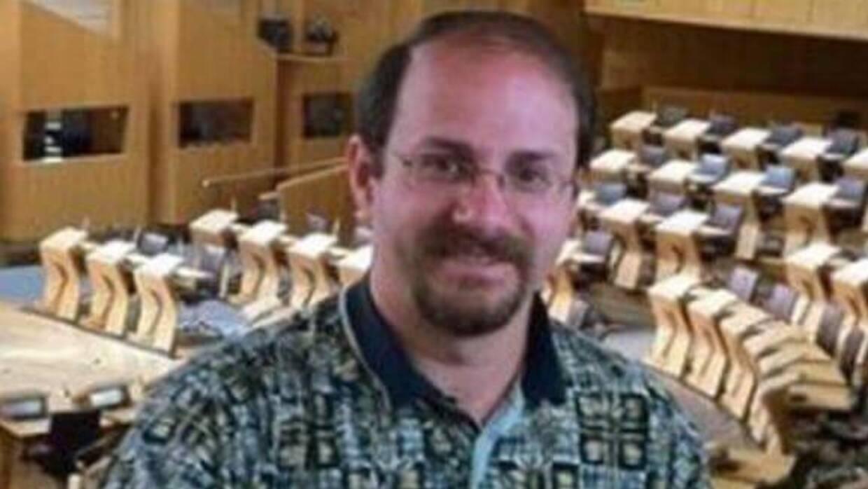 Jeff William Justice, ex profesor de Ciencias Políticas
