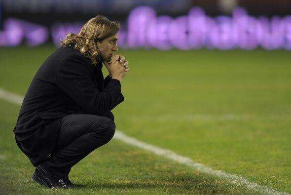 El argentino Luis Francisco Zubeldía sufrió una osteocondritis disecante...