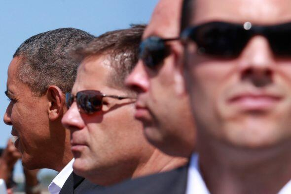 14-15 de abril. Varios agentes del servicio secreto de Estados Unidos se...