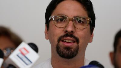 Freddy Guevara, vicepresidente de la Asamblea Nacional de Venezuela.