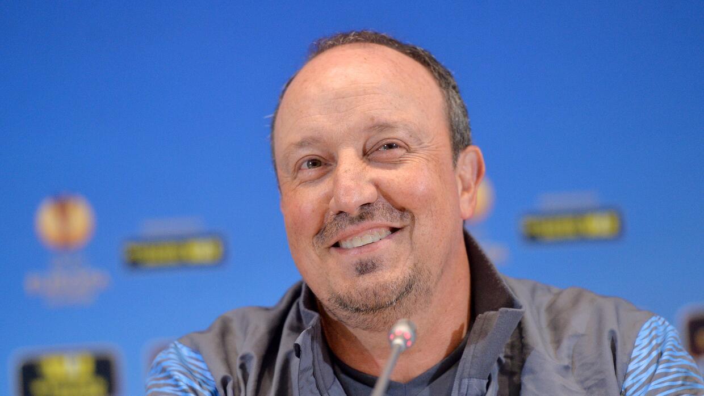 Rafa Benítez ya anunció que se va del Napolés,
