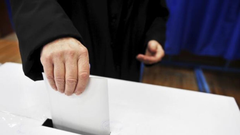 Este lunes comenzó el período de elecciones tempranas para elegir al sig...
