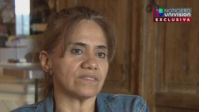 En exclusiva cuñada de policía detenido después de la fuga de El Chapo
