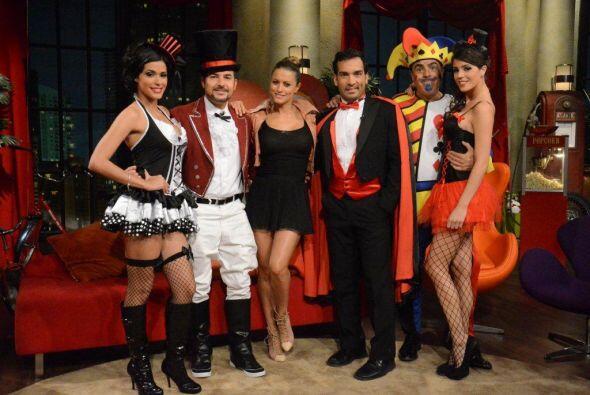 Noche de circo perruno