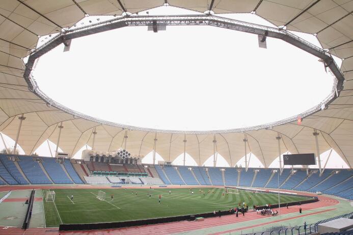 King Fahd Stadium (Arabia Saudita)