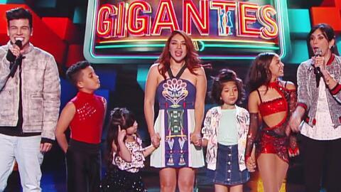 Pequeños Gigantes USA: Ya quedó conformado el primer equipo, los 'Mega M...