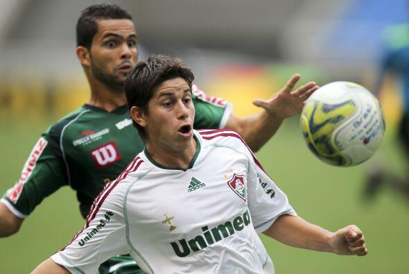 Fluminense cayo con el Boavista en las semifinales de la Copa Guanabara
