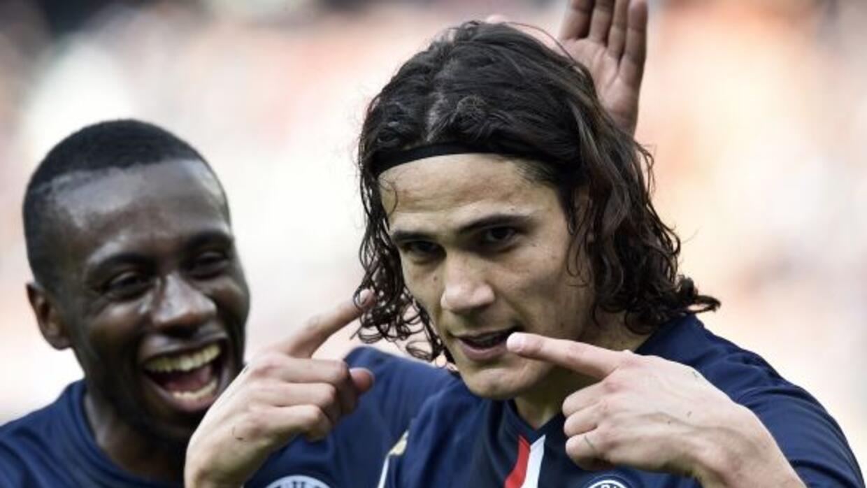 Cavani pide más protagonismo en el club parisino, y de no cambiar las co...
