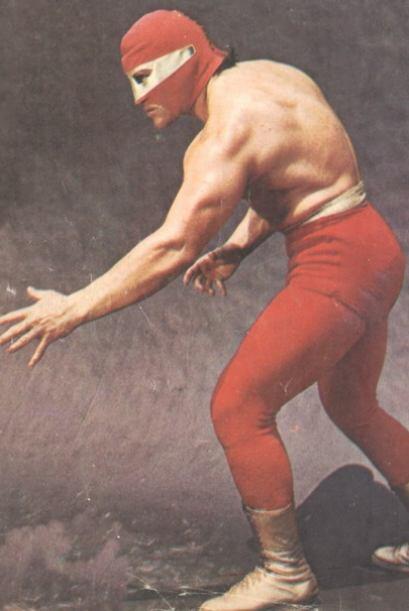 Sangre Chicana, también conocido como el 'Pocho Maldito', fue un amo del...