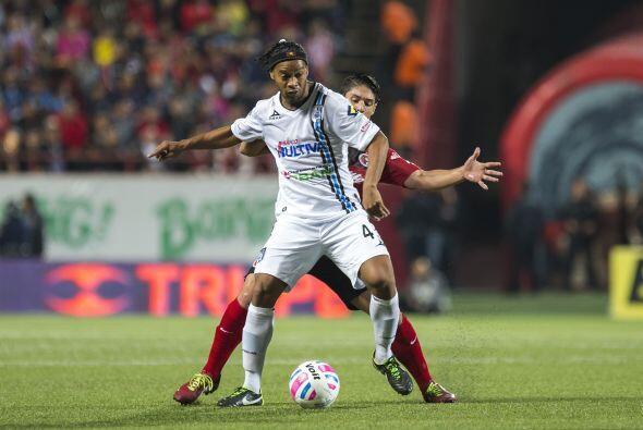 Querétaro, el equipo de Ronadinho y compañía necesita un milagro pues en...