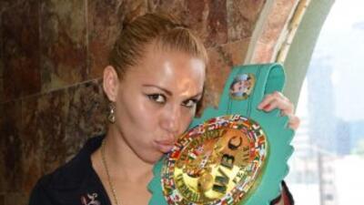 Zulina Muñoz enfrentarpa a Mariana Juárez (Foto: Canelo Promotions).