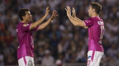 León derrotó 2-0 a Monterrey en la jornada 7 de la Liga MX