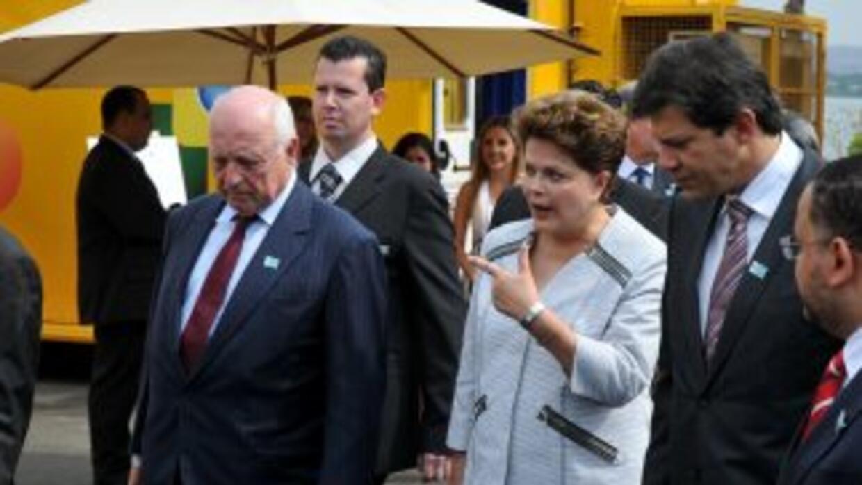 El actual ministro de Educación, Fernando Haddad, dejará el cargo para s...