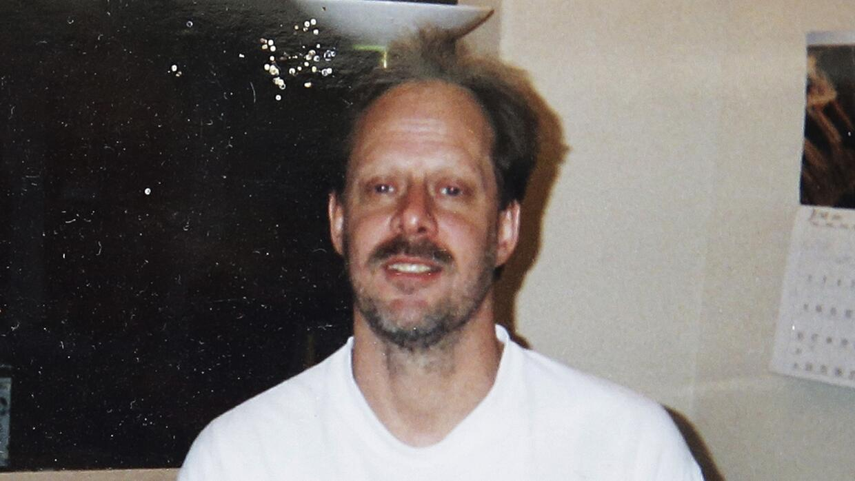 Una vieja fotografía de Stephen Paddock provista por su hermano Eric.