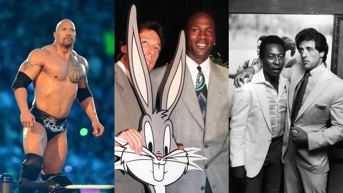 Figuras del deporte que han aparecido en el cine mundial Getty-primera.jpg