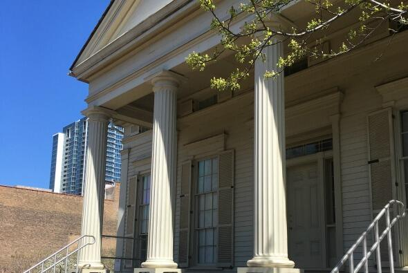 La casa más antigua de Chicago