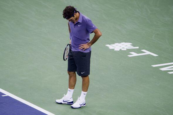 Federer eliminó en cuartos de final al sueco Robin Soderling, número 5 m...