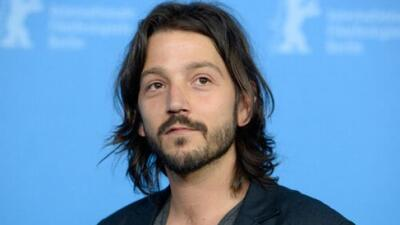 El actor y director mexicano Diego Luna.