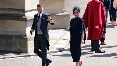Estos son los famosos (y sus looks) que asistieron a la boda de Harry y Meghan