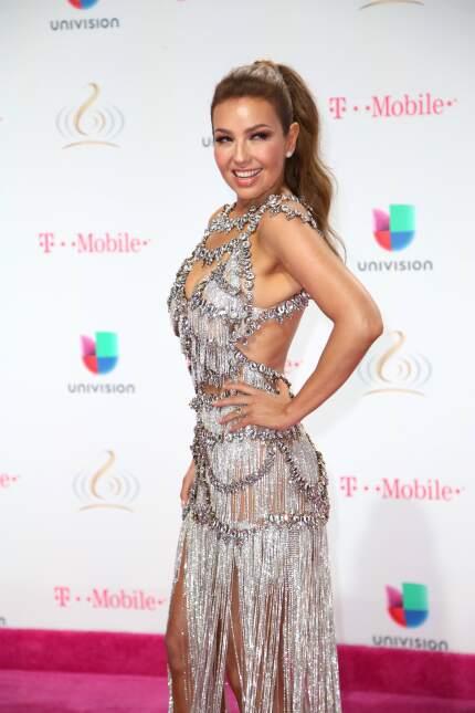 Thalía, una vida de telenovela fuera y dentro de la televisión