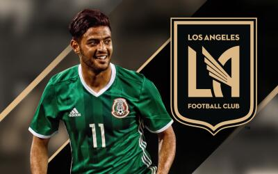 Carlos Vela a LAFC