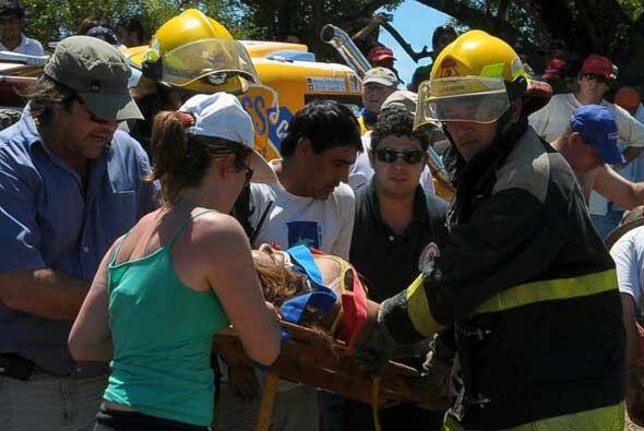 Natalia Sonia Gallardo, de 28 años, murió por las heridas que sufrió en...