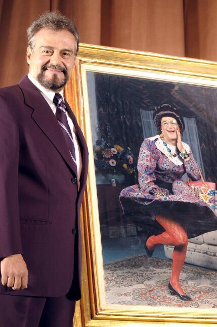 Gonzalo Vega La señora presidenta