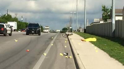 Ciclista perdió la vida luego de ser atropellado; el sospechoso huyó.
