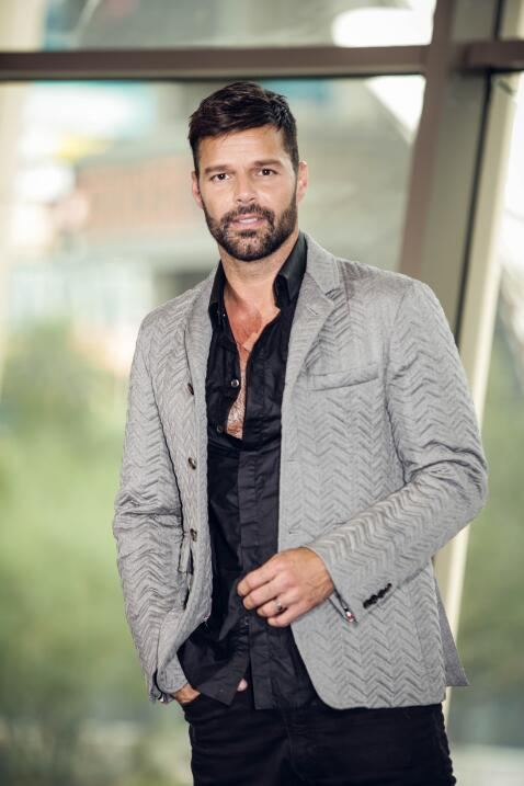 Ricky Martin en Las Vegas